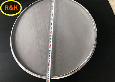 0.2 Micron Fine Wire Mesh Filter Stainless Steel Test Sieve Square Hole