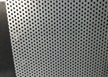 0.1mm Perforated Stainless Steel Sheet