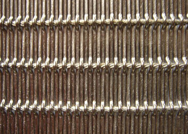 Standard Size Welded Stainless Steel Crimped Wire Mesh Decorative Galvanized